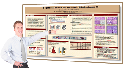 Posters4research free powerpoint scientific poster templates toneelgroepblik Image collections